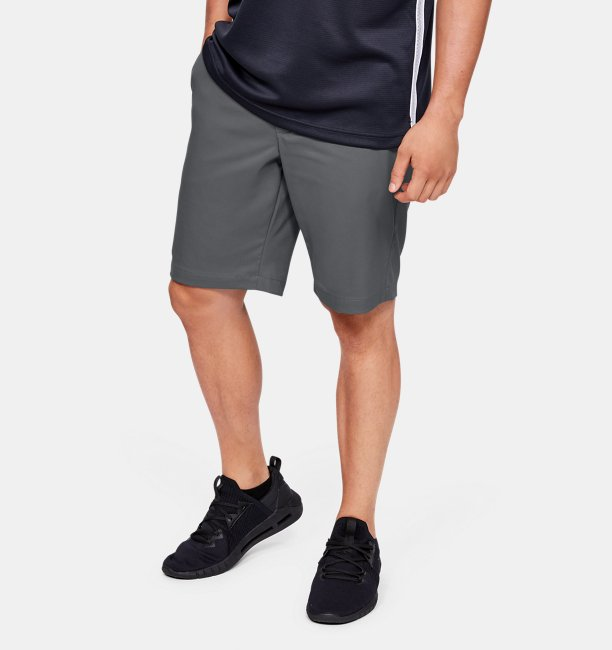 Shorts UA Showdown Coachs para Hombre
