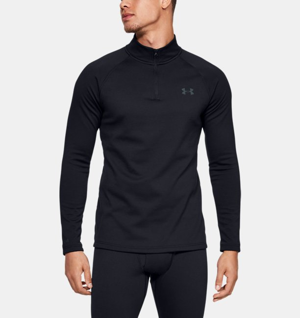Men's ColdGear® Base 4.0 ¼ Zip