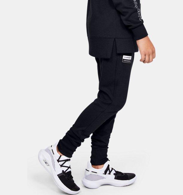 Boys UA Unstoppable Double Knit Pants