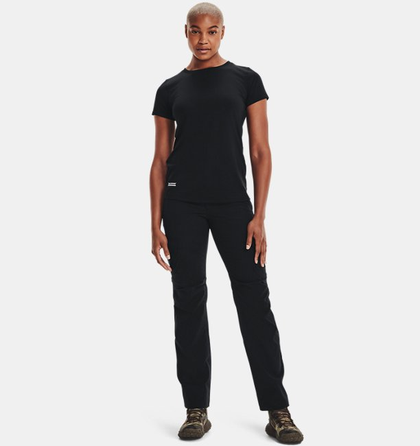 Womens UA Tactical Tech™ Short Sleeve