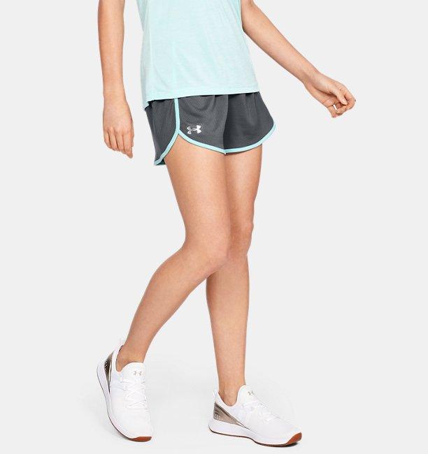 Shorts de Treino Feminino Under Armour Tech™ Mesh 3
