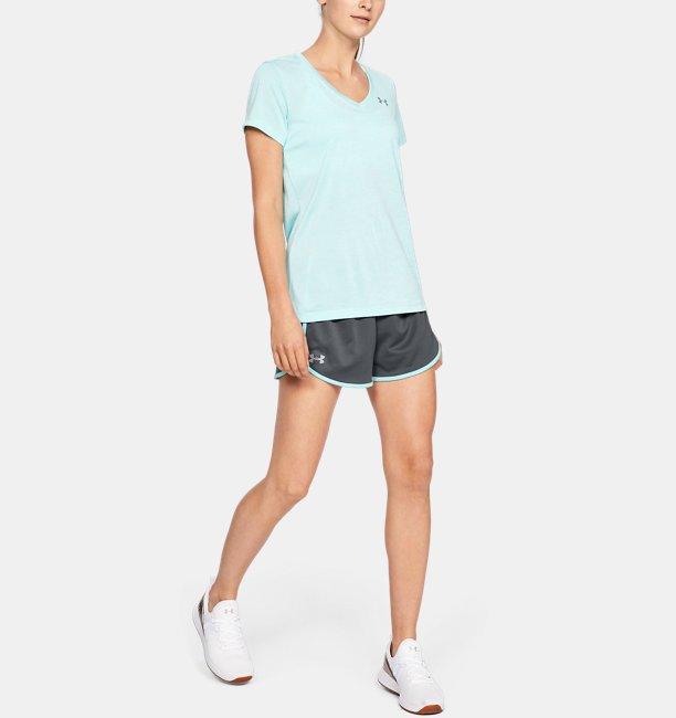 Shorts UA Tech™ Mesh 3 Feminino