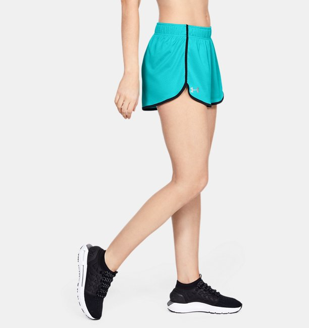 Womens UA Tech™ Mesh 3 Shorts