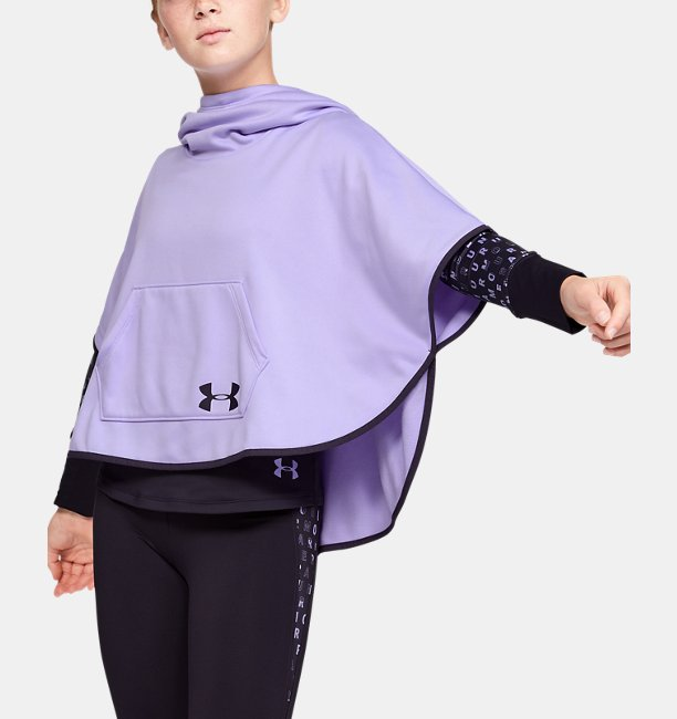 Girls Armour Fleece® Poncho