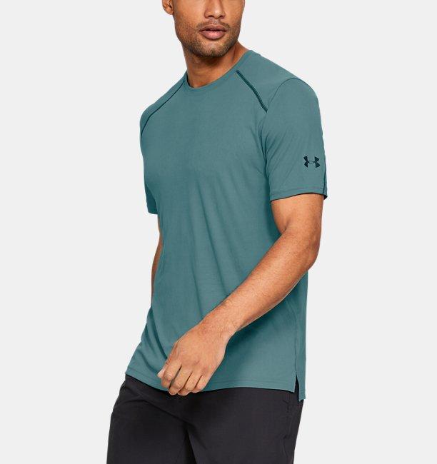 Mens UA Iso-Chill Fusion Short Sleeve