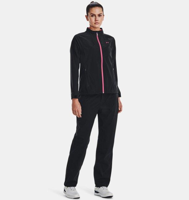 online Venta de liquidación 2019 muy baratas Pantalón impermeable UA Golf para mujer