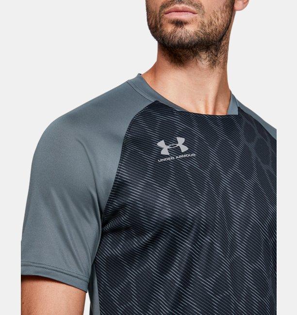 Herren UA Accelerate Premier-Shirt, kurzärmlig