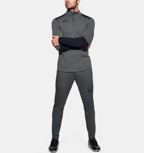 Herren UA Accelerate Premier Midlayer-Shirt, langärmlig