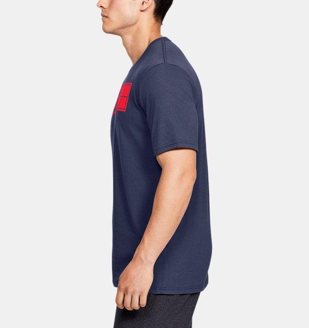 Heren T-shirt UA Global Football Tag