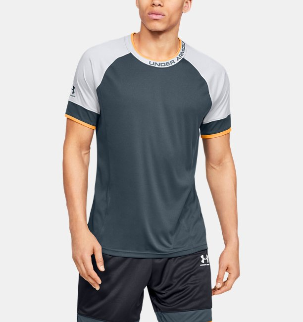 Men's UA Challenger III Training Short Sleeve