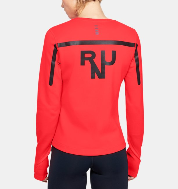 Womens UA Qualifier ColdGear® Long Sleeve