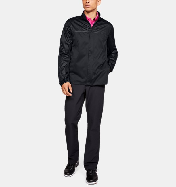 Mens UA Storm Rain Jacket