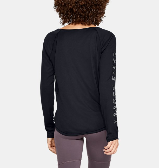 Womens UA Sun Armour Long Sleeve
