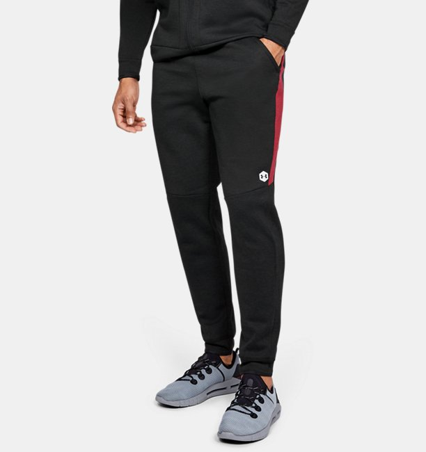 Mens UA RECOVER™ Fleece Pants