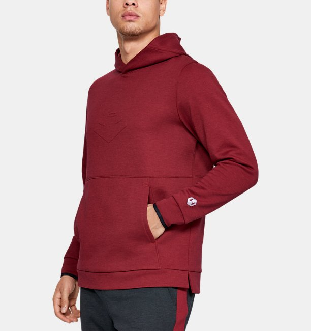 Men's UA Recover Fleece Graphic Hoodie