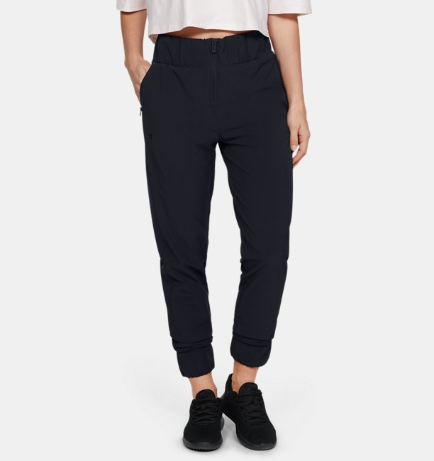 Women's UA Unstoppable Storm Woven High Waist Pants