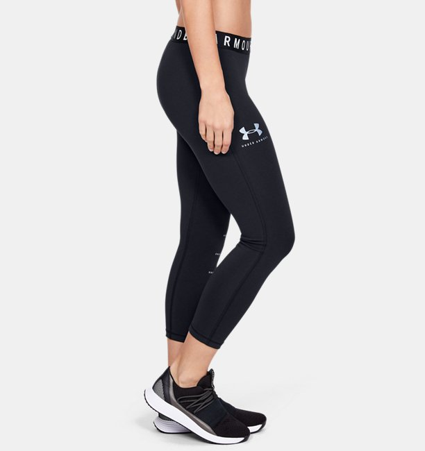 Womens UA Favorite Graphic Crop