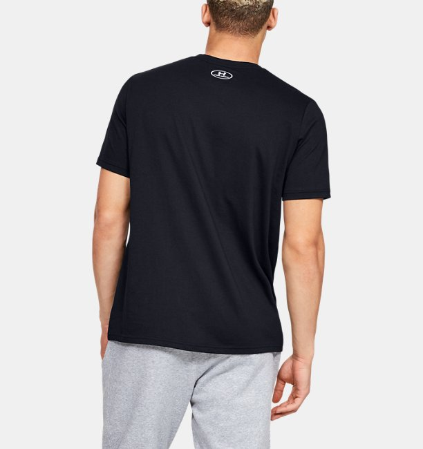 Mens UA Inverse Box Logo