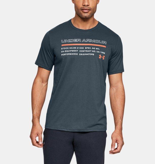 Mens UA Issued Short Sleeve