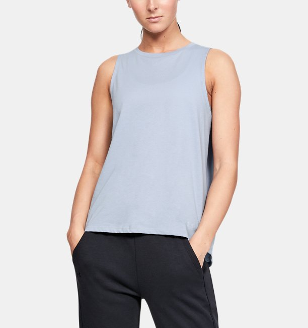 Women's UA Graphic Fashion Flow Tank