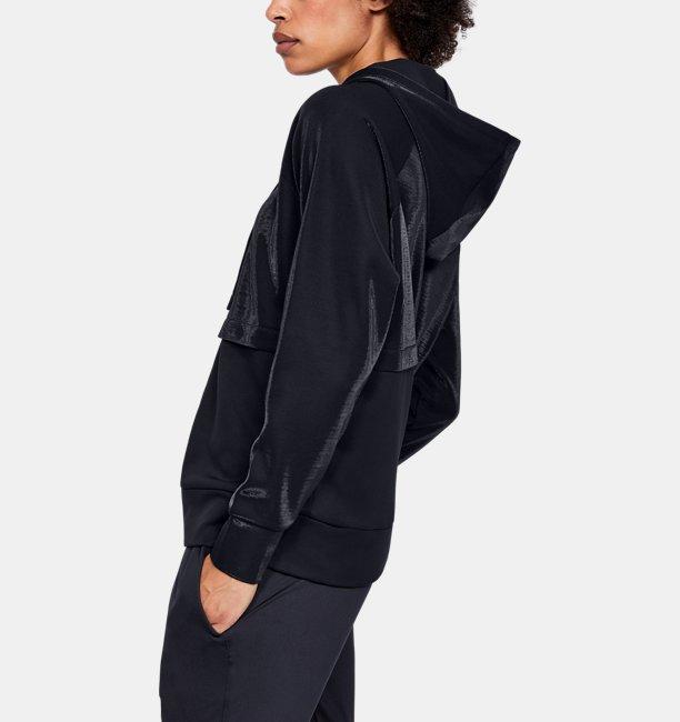 Dameshoodie Armour Fleece® Mirage met volledige rits