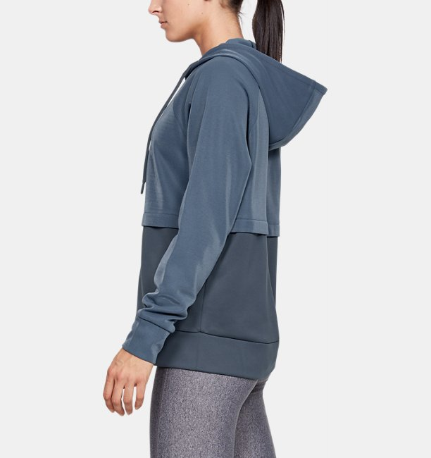 UAシンセティック フリース フルジップ ミラージ(トレーニング/ジャケット/WOMEN)