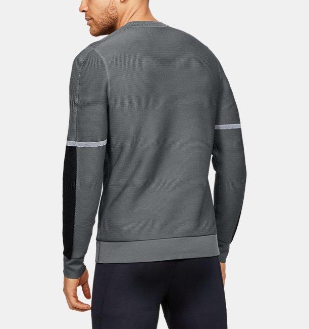 Mens UA IntelliKnit Phantom Sweater