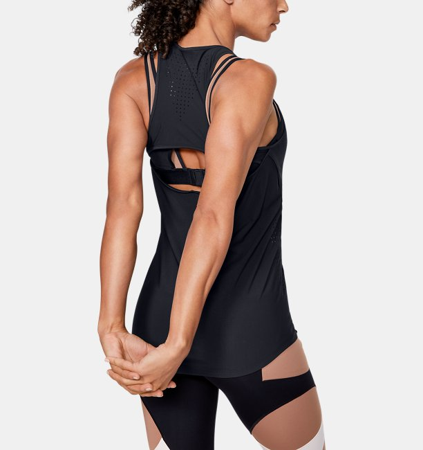 Womens UA Perpetual Fitted Tank