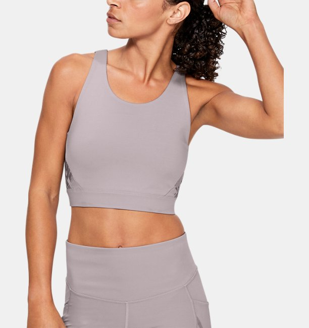 Womens Misty Copeland Signature Crop Top