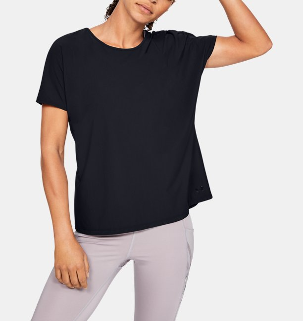 Womens Misty Copeland Signature Short Sleeve