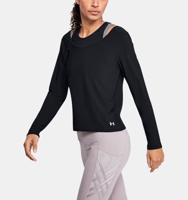 Womens Misty Copeland Signature Long Sleeve