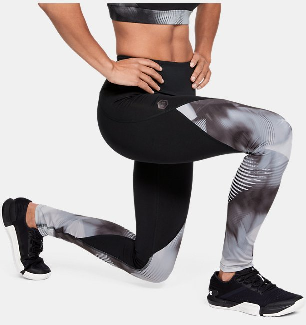 Dameslegging UA RUSH™ Print