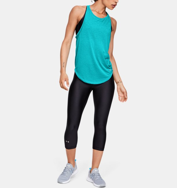Womens UA Whisperlight Mesh Tank