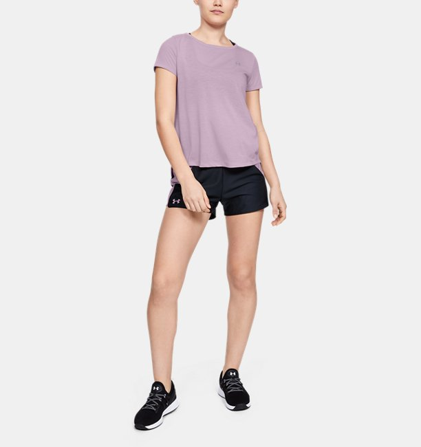 Womens UA Whisperlight Short Sleeve