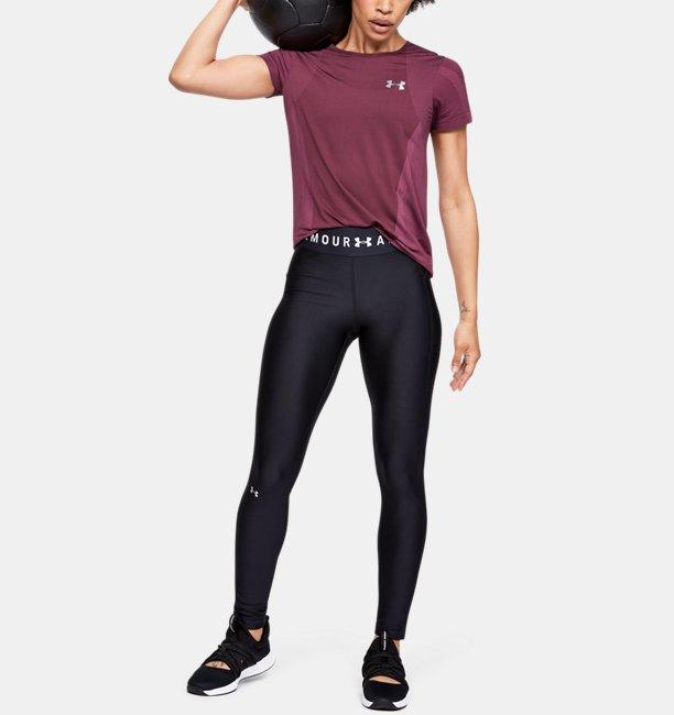 Womens UA Vanish Seamless Short Sleeve