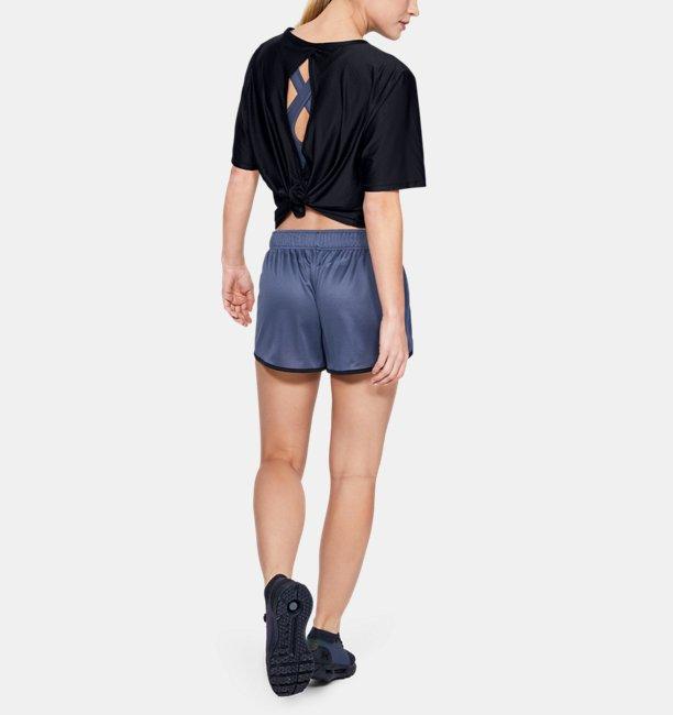 Damen Shirt UA Armour Sport, kurzärmlig