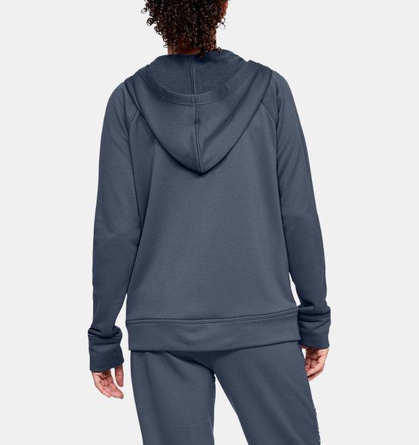 Womens UA Tech™ Terry Full Zip
