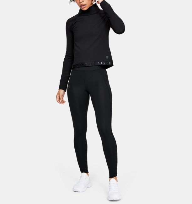 Womens UA RUSH™ ColdGear® Long Sleeve