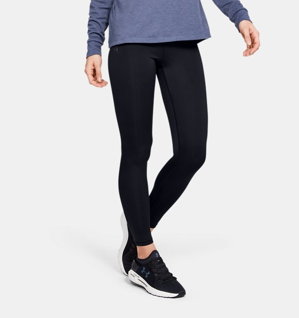 Womens ColdGear® Doubleknit Hi-Rise Leggings