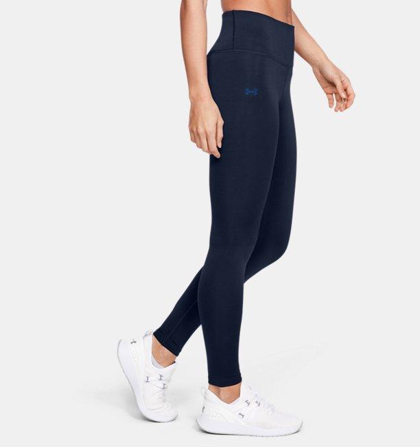 Womens ColdGear® Doubleknit Hi-Rise Leggings