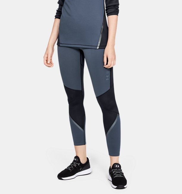 Women's ColdGear® Doubleknit Hi-Rise Leggings Graphic