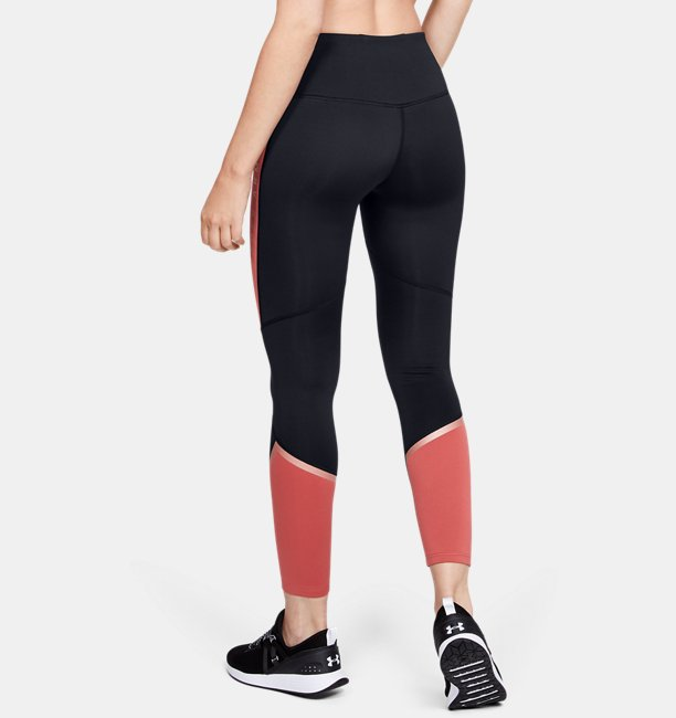 Womens ColdGear® Doubleknit Hi-Rise Leggings Graphic