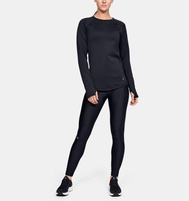 Womens ColdGear® Doubleknit Long Sleeve