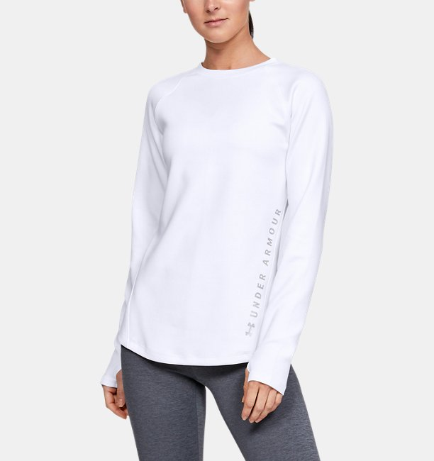 Womens ColdGear® Armour Long Sleeve