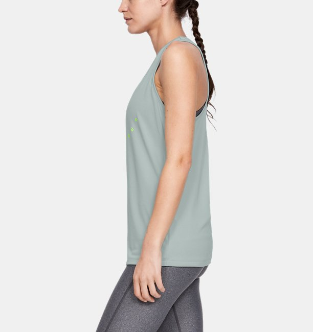 Womens UA Tech™ Graphic Tank