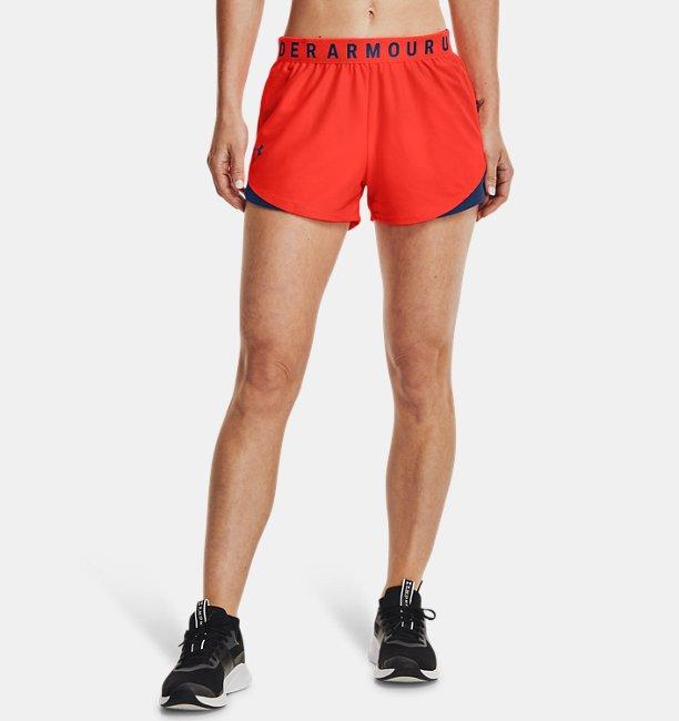 Shorts UA Play Up 3.0 para Mujer