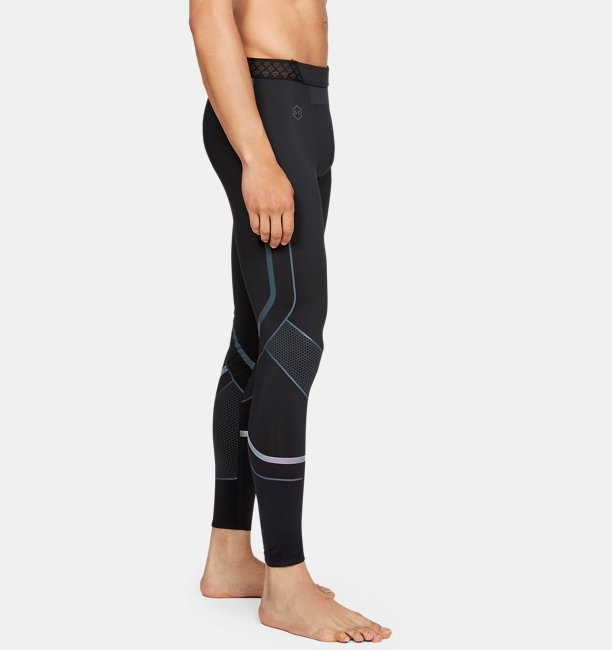 Mens UA RUSH™ Graphic Leggings