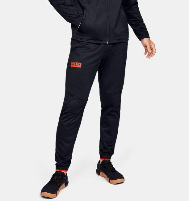 Mens UA Gametime Fleece Trousers