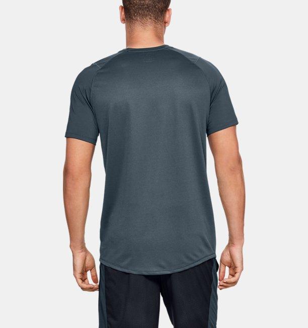 UA MK-1 ショートスリーブ カラーブロック(トレーニング/Tシャツ/MEN)