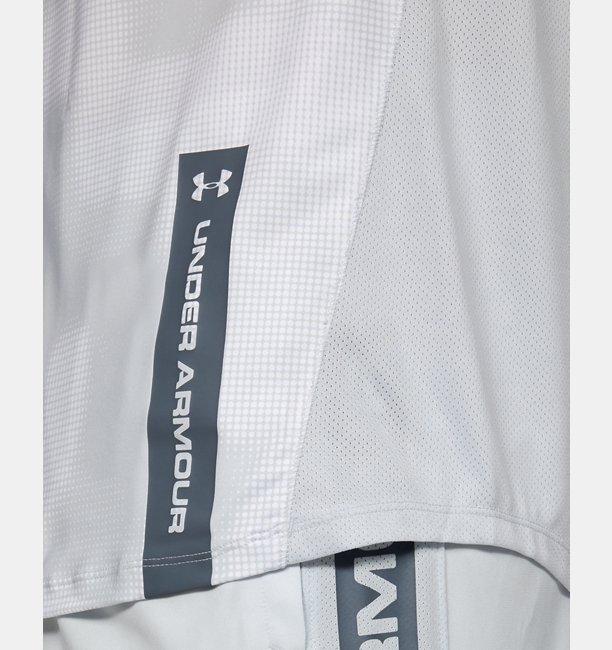 Mens UA MK-1 Printed Short Sleeve